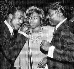 Wilson Pickett, Esther Phillips, & Percy Sledge
