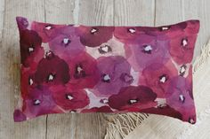 Fantastic Florals Pillow by Simona Cavallaro | Minted