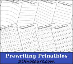 Handwriting sheets