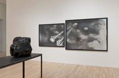 April 26, 2013, 02:30 PM---Gallery Talk | Edgar Arceneaux---Join artist Edgar Arceneaux as he gives a brief talk on his untitled work in the exhibition Selections from the Grunwald Center and Hammer Contemporary Collections.