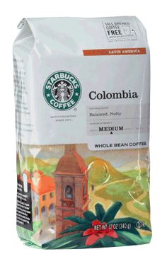 Whole Bean Colombia--not too strong, not too weak.....great aroma when you grind & brew!