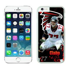 http://www.xjersey.com/atlanta-falcons-iphone-6-cases-white47.html ATLANTA FALCONS IPHONE 6 CASES WHITE47 Only $21.00 , Free Shipping!