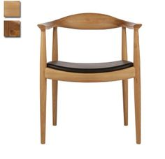 Hans Wegner Round Replica Main Chair By Robert-Thomson.com