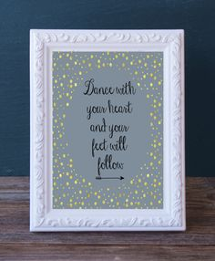 Gift for Dancer Printable  Dance Recital Present by DancinDarling