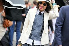 Paris Fashion Week - MEN'S SS'15 #pfw #fashionweek #Streetstyle