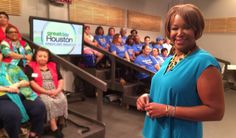 Start your morning at a live taping of Great Day Houston with Deborah Duncan