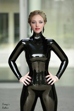 Latex Corset, Latex Suit, Latex Babe, Sexy Latex, Sexy Outfits, Fashion Outfits, Womens Fashion, Mode Latex, Mädchen In Bikinis
