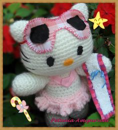 Adorable Kitty playera!