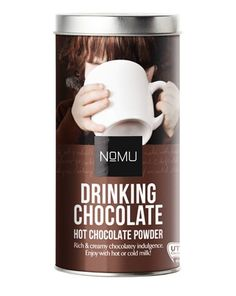 Rich and creamy chocolatey indulgence, this premium hot chocolate powder is meant to be enjoyed with hot or cold milk or maybe even just sprinkled on top of vanilla ice cream! Our Drinking. Hot Chocolate Coffee, Cocoa Drink, Chocolate Powder, South African Recipes, Chocolate Packaging, Non Alcoholic Drinks, Unsweetened Cocoa, Vanilla Ice Cream, Drinking