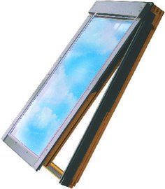 Image result for pivoting glass roof panels