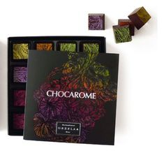 Chocarome fruit creme and chocolate Chocolate Brands, I Love Chocolate, Chocolate Gifts, Biscuits Packaging, Food Packaging, Packaging Design, Coffee Packaging, Bottle Packaging, Pretty Packaging