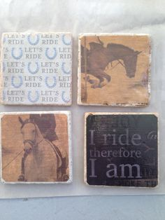 Equestrian Coasters