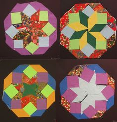 Central Idea: Patterns help us make sense of the world.   Visual Arts Line of Inquiry: How patterns are used in Middle Eastern art   ...