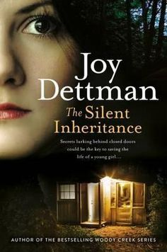 The Silent Inheritance by Joy Dettman.  Sarah Carter, mother of twelve-year-old Marni, is raising her daughter alone in a small granny flat in suburban Melbourne. A serial killer, dubbed 'The Freeway Killer', is headline news and when Marni's classmate is abducted from the mall where Sarah and Marni shop, their city no longer feels safe. Detective Ross Hunter's investigation into the abduction leads him to dead ends - until an unrelated incident sends him to the door of Freddy Adam-Jones...
