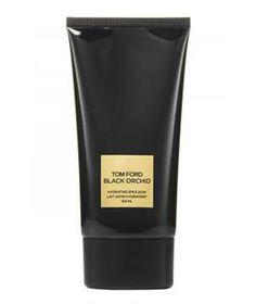 Tom Ford Black Orchid Hydrating Emulsion: This sumptuous cream glides onto skin and leaves behind a sultry scent.