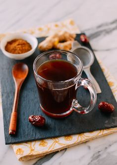 Asian potpourri soda and ice tea