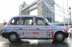 Touch Local - London Taxi Advertising