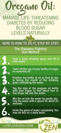 Oregano Oil: Manage Life-Threatening Diabetes by Reducing Blood Sugar Levels Naturally