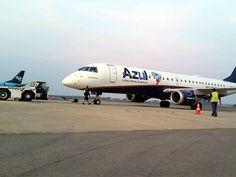 Folha do Sul - Blog do Paulão no ar desde 15/4/2012: Azul Linhas Aéreas anuncia retomada de voos para a...