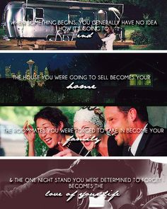 why i love Grey's Anatomy..and what we all want for our life <3