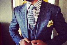 Men's Fashion Inspiration // sharp!