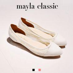 Judo 「ロマンティシズムを極め得たマイラクラシックの特別区」 #mayla_classic #pumps