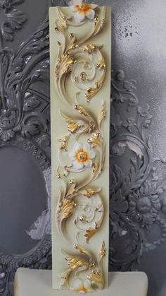 Екатерина Удовиченко in 2019 Sculpture Painting, Mural Painting, Mural Art, Wall Sculptures, Faux Painting, Wall Murals, Plaster Art, Plaster Walls, Plaster Mouldings