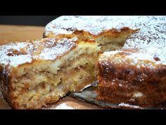 Dessert Cake Recipes, Mini Desserts, Baking Recipes, Cookie Recipes, Fondant Cakes, Bundt Cakes, Jewish Recipes, Bread Cake, Cake Cookies