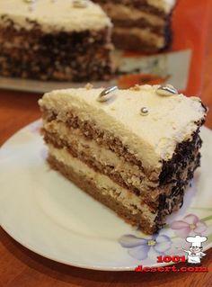 Торт «Творожно-кофейный»