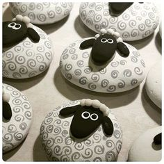 Symbol of 2015 year Sheep Lamb magnet Sheep Lamb by ArzuMusa