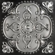 "Topkapi Palace - Styrofoam Ceiling Tile - 20""x20"" - #R 32c"