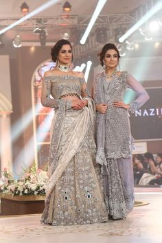Sobia Nazir Dresses Bridal Couture Week 2015 Images