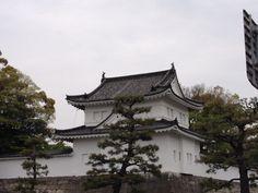 Nijo Castle.