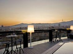 Lugares con encanto Cau Charmant: Un brunch con estilo y encanto en el Barceló Raval. Hoteles con encanto. Barcelona.