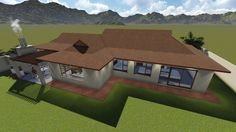 Earp Construction develops and sells properties in George on the Garden Route in South Africa. There are a range of design styles and sizes to suit your budget. Different Architectural Styles, Earls Court, Design Your Dream House, Can Design, Open Plan, Property For Sale, South Africa, Garage Doors, Construction