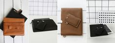 Ipad case by Gedigo, made in reindeer leather