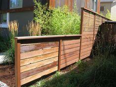 Fences - contemporary - fencing - portland - Cascade Fence and Deck