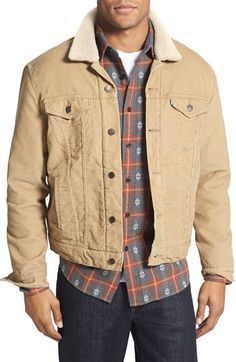 619392e008 Levi s® Trucker Corduroy Jacket