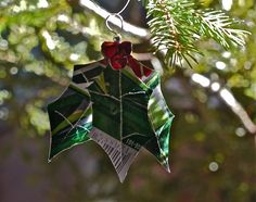 Christmas Ornaments From Aluminum Cans |