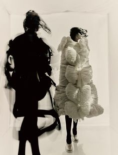 """She Always Pushes Me to Do Something New""—Photographer Paolo Roversi on Rei Kawakubo"