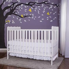 The Dream On Me Classic 3-in-1 Convertible Crib in White is a beautiful addition to any nursery. It features a stationary (non drop side) rail design which provides the utmost in product safety. The dual hooded, 3 level mattress support and beautiful non-toxic finish come standard in this Classic 2-in-1 Convertible Crib. When your baby outgrows the crib, simply convert to a toddler day bed and watch your youngster light up at the idea of graduating to a big kid bed. Accommodates a Dream On…