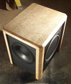 plywood speaker cabinet designs - Google Search