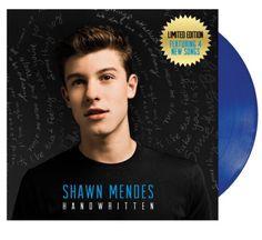 Shawn Mendes Handwritten Vinyl