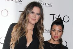 This Is What Kourtney and Khloé Kardashian Do to Prevent Wrinkles (And Other Health Tips)