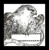 An exlibris depicting a Gryphon; December, ink on illustration board; x Imagine having him to guard your books.none would ever go missing. Worlds Largest, Moose Art, December, My Arts, Deviantart, Ink, Board, Illustration, Artist