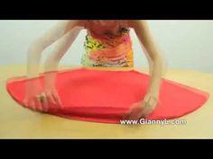 Como fazer uma blusa chique! - YouTube