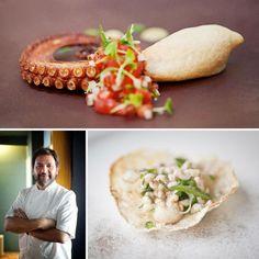 Pujol Restaurant, where Enrique Olvera transforms mexican cuisine -- Les presentamos el restaurante Pujol, donde Enrique Olvera transforma la gastronomía mexicana.