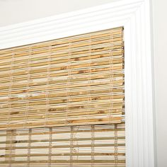 #LGLimitlessDesign #Contest Petite Rustique Bamboo Cordless Roman Shade