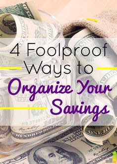 I love these simple money saving tips and money management tips! Organizing my…