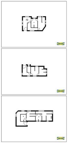 IKEA, Play, live, Create